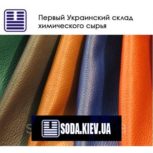 Chemical raw material for leather industry.